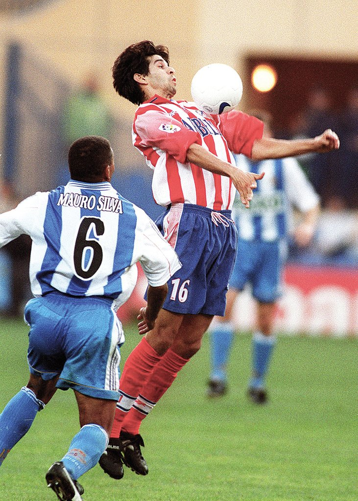 JuanCarlosValerón_AtléticoMadrid
