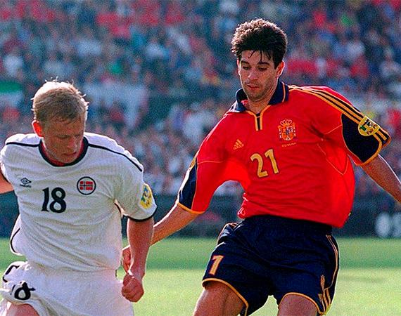 JuanCarlosValeron_EspañavsNoruegaEurocopa2000